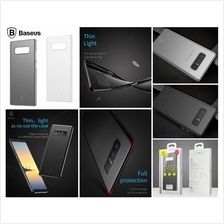 Samsung Galaxy Note 8 BASEUS Wing TPU Transparent Clear Case Cover