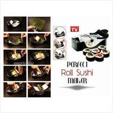 Improved Design Perfect Roll Portable Sushi Roll Maker. Latest Edition