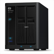 # Western Digital My Cloud Pro Series PR2100 # 4 Capacity Available