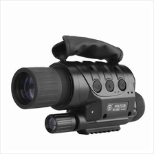 ★ 4 x Zoom Night Vision Monocular With Recording (WP-IR440D)