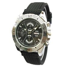★ HD Night Vision Watch camera + Removeable Battery (WCH-16B)