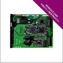 1PRU-C1 1ISDN PRI/E1/T1 Interface Card