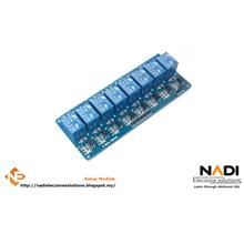5V 8 Channel Relay Board Module Optocoupler LED for Arduino PIC ARM