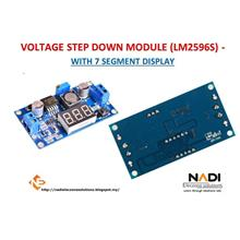 DC-DC Adj Step Down Power Supply Module Display Arduino PIC Raspberry
