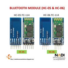HC06 HC-06 Wireless Bluetooth RF Transceiver Module Arduino PIC