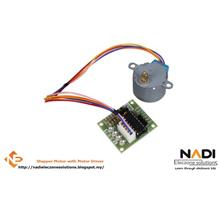 5V 4-Phase Geared Stepper Motor with ULN2003 Driver Board Arduino PIC