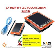 2.4 INCH TFT LCD Display Touch Screen Micro SD for Arduino Uno