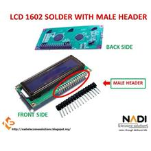 LCD Display 16X2 LCD1602 Character LCD Module For Arduino PIC