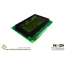 ST7920 128x64 12864 LCD Graphic Display Parallel Serial Arduino