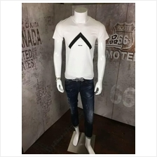 ' ^ ' Type Casual Men Sports T Fit Body SIMPLE FASHION Round neck