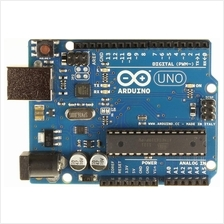 Arduino Compatible Uno R3 free components & USB cable