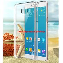 Imak Samsung Galaxy C9 Pro Transparent Hard Back Case Cover Casing