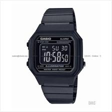 CASIO B650WB-1B STANDARD digital chrono alarm retro bracelet all black