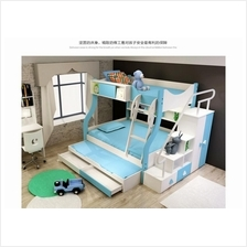 Children Bed/High And Low Bunk Bed