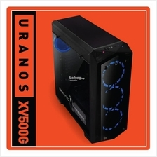 AVF GAMING FREAK URANOS XV500G MID TOWER TEMPLE GLASS CHASSIS