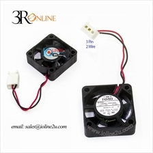 12V 0.12A 1204KL-04W-B50 30mm*10mm 10500rpm 3cm 2 Wire 3-Pin cooling f