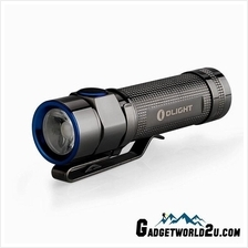 SALE Limited Olight S1A Stainless Steel CREE XM-L2 LED Flashlight