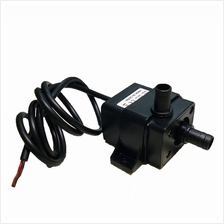 DC 12V Brushless Water Pump Waterproof Submersible Water Cooling