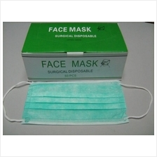 50pcs Earloop 3PLY Disposable Surgical Face Mask-Fight H1N1 & Microbes