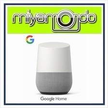 Google Home Google Assistant Voice activated Speaker (White Slate)