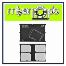 JJC MCH-SD4GR Memory Card Holder Case (Fits 4 x SD)