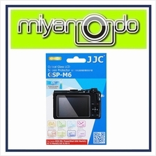 JJC GSP-M6 Optical Glass LCD Screen Protector for Canon EOS M6, PowerS
