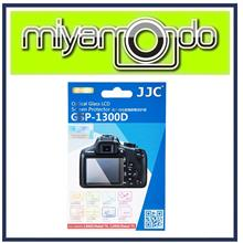 JJC GSP-1300D Optical Glass LCD Screen Protector for Canon 1300D