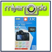 JJC GSP-70D Optical Glass LCD Screen Protector for Canon 70D 80D