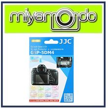 JJC GSP-5DM4 Optical Glass LCD Screen Protector for Canon EOS 5D Mark