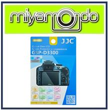 JJC GSP-D3300 Optical Glass LCD Screen Protector for Nikon D3300 D3200