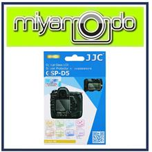 JJC GSP-D5 Optical Glass LCD Screen Protector for Nikon D5