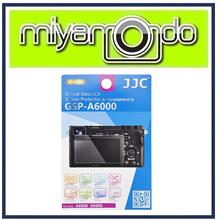JJC GSP-A6000 Optical Glass LCD Screen Protector for Sony A6000 A6300