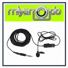 JJC SGM-38 Omni Directional Lavalier Microphone