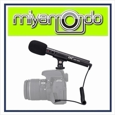 JJC SGM-185II Directional Shortgun Microphone for DSLR Video