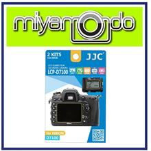 JJC LCP-D7100 DSLR Camera LCD Screen Protector For Nikon D7100 D7200