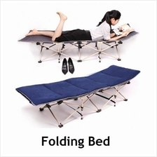 Foldable Folding Military Camping Cot Single Bed Outdoor Bed Hospital