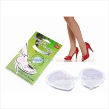Massage & Anti-Slip. Mini Gel Insoles for Sandals and High Heels