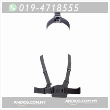 GP59-Body Chest Strap Mount+Head Strap for GoPro Hero Camera Cam Sport