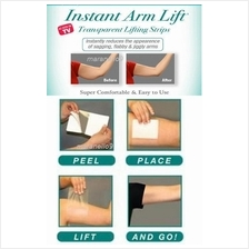 Eliminate Saggy Arms in Seconds! Instant Arm Lift Strips worth RM40!