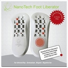 NanoTech Foot Liberator : Walk Towards A Healthier Life+ FREE Shipping