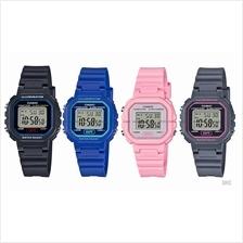 CASIO LA-20WH STANDARD digital alarm chronograph resin strap *Variants