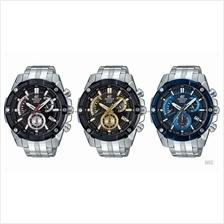 CASIO EFR-559DB EDIFICE chronograph retrograde SS bracelet