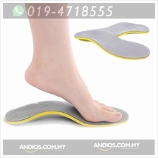 Foot Arch Support Cushion Shoe Insoles Heel Pain Relief