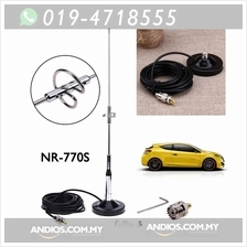 Diamond Antenna NR-770S UHF/VHF 144/430MHz 100W Car Radio Mobile
