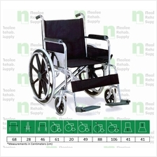 [Neolee] Standard Wheelchair w. MAG-Wheels