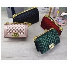 2017 autumn and winter Lingge chain bag shoulder bag