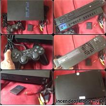**incendeo** - SONY Playstation 2 (PS2) Classic Game Console