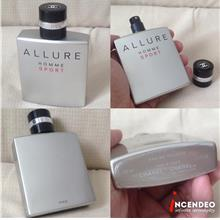 **incendeo** - Authentic C H A N E L ALLURE HOMME Sport EDT 50ml