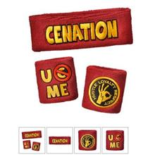 WWE John Cena U Can't C Me Sweatband Wristband Set