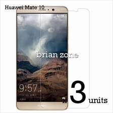 3 units Premium Quality Tempered Glass for Huawei mate 10